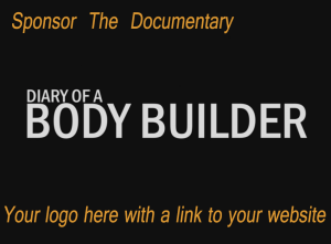 diary of a bodybuilder-sponsorship